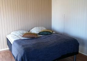 Log cabin Double bed