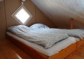 Log cabin Mezzanine floor
